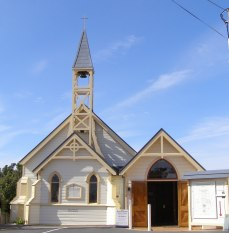 St Barnabas Church, Roseneath
